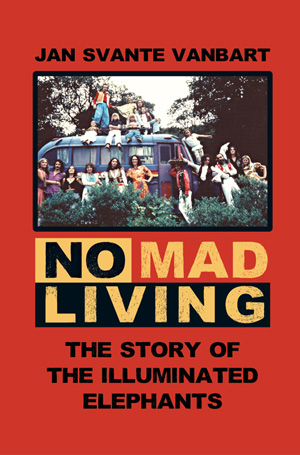 <i>No Mad Living</i><br> – The Book
